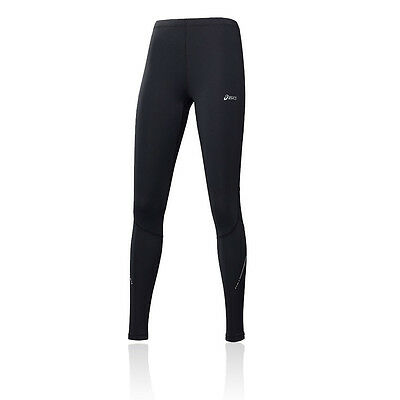 Asics Essentials Femme Collant Long Noir Respirant Running Sport Course Leggings