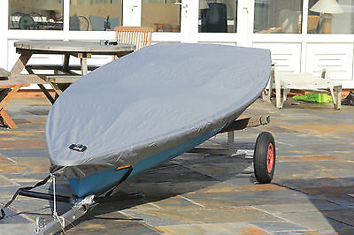 Laser Dinghy Tailored Premium Boat Cover c/w tie down straps
