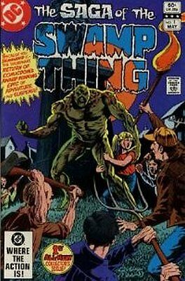 Swamp Thing (Vol 2) #   1 Very Fine (VFN) DC-Vertigo MODERN AGE COMICS
