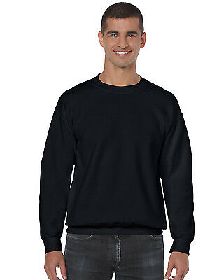 Gildan Heavy Blend™ Adult Classic Fit Pullover Sweater Crew Neck Sweatshirt