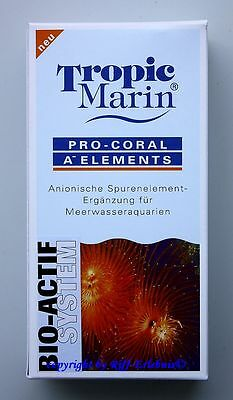 Tropic Marin Pro Coral A- Elements  200ml Spurenelemente  5,45€/100ml