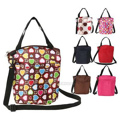Fashion Insulated Cooler Picnic Thermal Portable Lunch Carry Tote Storage Bag