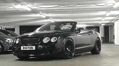 2006 Bentley Continental 6.0 GTC 2dr 4WD