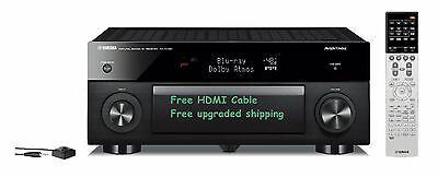 New Yamaha AVENTAGE RX-A1060 receiver with Wi-Fi Bluetooth AirPlay Dolby Atmos