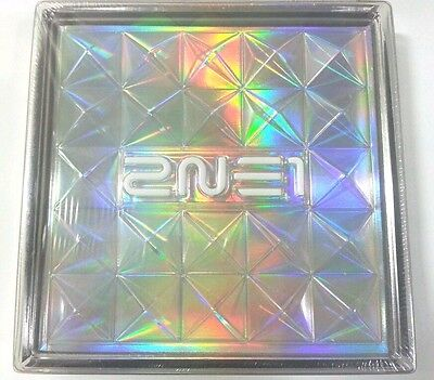 2NE1 1st Mini Album FIRE & I Don't Care :: CD with Booklet Kpop Original New