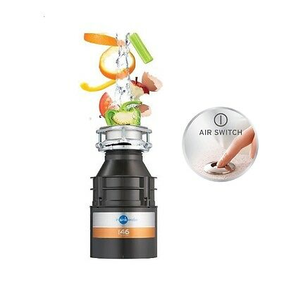 InSinkErator Model 46AS Sink Food Waste Disposer | Disposal Unit With Air Switch