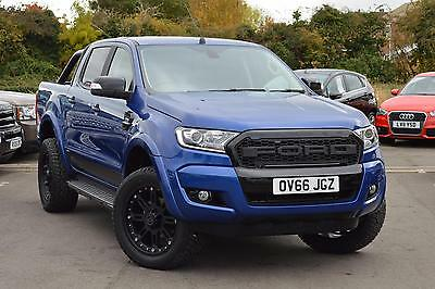 Ford Ranger 3.2TDCi 200PS 4x4 Double Cab WCSdesign Edition