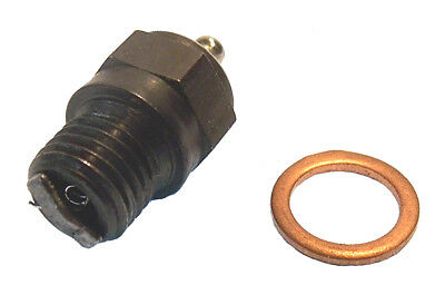 """K/&B  GLOW PLUG lead connector with 20/"""" wire leads MECOA"""