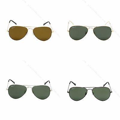 Brand New!! Ray-Ban Aviator Large Metal II Sunglasses
