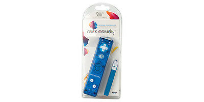 PERFORMANCE DESIGNED PRODUCTS Rock Candy Gesture Controller for Wii-Blue