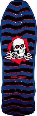 Powell Peralta GEE GAH RIPPER Reissue Skateboard Deck NAVY