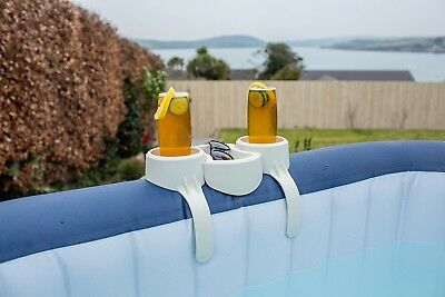 Bestway Lay-Z-Spa 2 Drink Holder With Tray