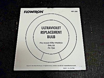 Flowtron BF180 Ultraviolet Replacement Bulb for GAL-35 & PV-75A Insert Killers
