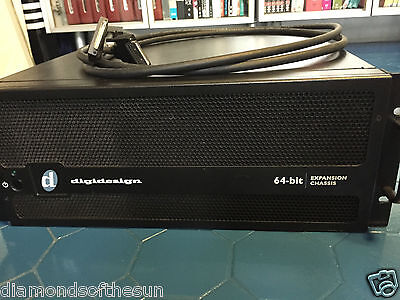 Magma 7 Slot PCI Expansion Chassis P7R4 With Full Kit & FREE SKB Case - AVID PTs