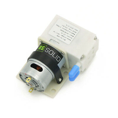 U.S. Solid Mini Vacuum Pump 12V DC Negative Pressure Suction Pump 5L/min 120kpa