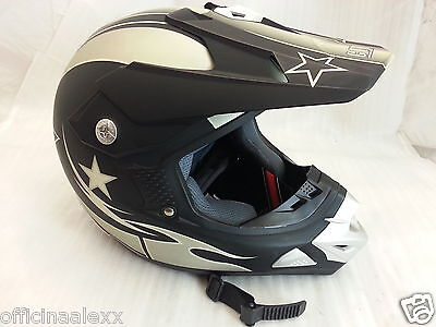 Helm CGM cross tg M 57-58 matte black