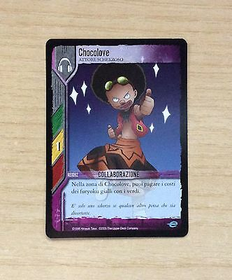 Card Shaman King 2005 - The Upper Deck - Chocolove Attore - Rei092 - Nuova