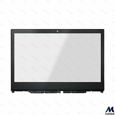 Outer Touch Screen Glass Digitizer for Toshiba Satellite Radius L40DW-C + Frame