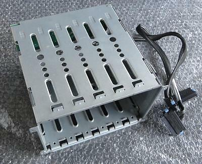 HP 413986-001 ProLiant ML350 G5 Hard Disc Drive HDD Caddy / Cage with Backplane