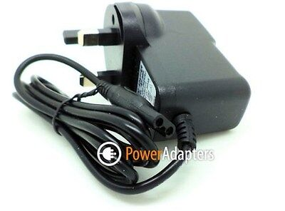 Philips Model AT752 15v 380ma shaving uk power supply cable adaptor