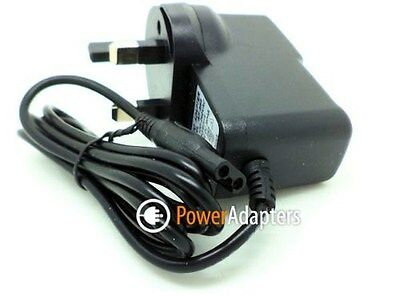 Philips Model HQ8882 15v 380ma shaving uk power supply cable adaptor