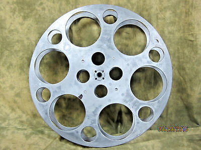 """Goldberg Brothers 21"""" 70mm Motion Picture Reel Hollywood Decor!"""