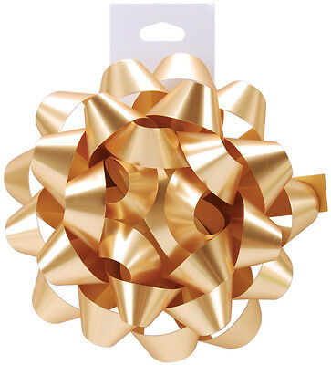 """Carnival Bow 4.5"""" Gold 601BOW-47"""
