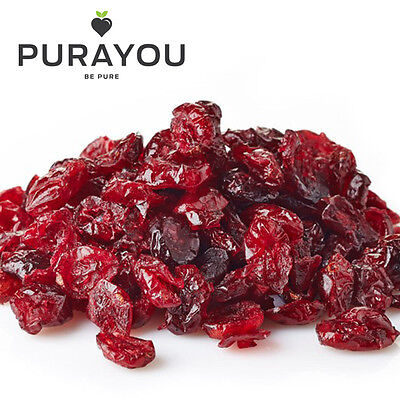 Dried Cranberries - 500g - A1 Quality -  Free UK Shipping