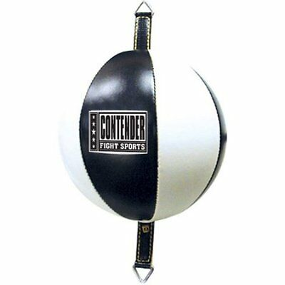 Bag Boxing Speed Punching Punch Everlast Heavy Double End Ball Mma Leather Train
