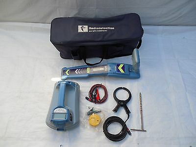 Radiodetection RD8000 PXL TX-5 Cable Pipe Locator Clean