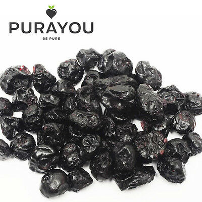 Whole Dried Blueberries 100g - Free UK Shipping