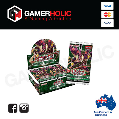 YuGiOh Invasion Vengeance Booster Box Sealed Booster Box Brand New In Stock