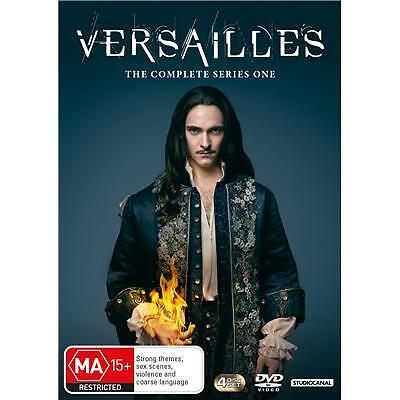 Versailles : Season 1 (DVD, 2016, 3-Disc Set) (Region 4) Aussie Release