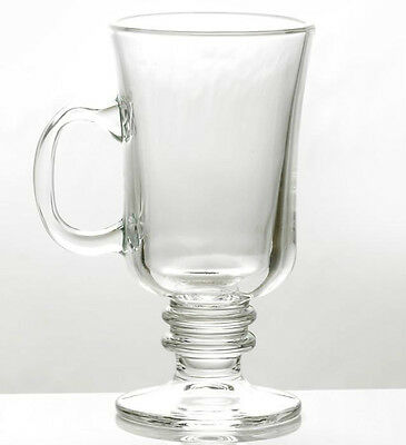 ECONOMY IRISH COFFEE GLASS 8OZ / 227ml (BOX OF 6) Restaurant Quality Glassware