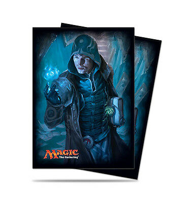 80ct Jace Unraveler of Secrets Deck Protector Card Sleeves MTG Ultra Pro 66 x 91