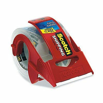 Scotch Heavy Duty Shipping Packaging Tape, 1.88 x 800 Inches 142
