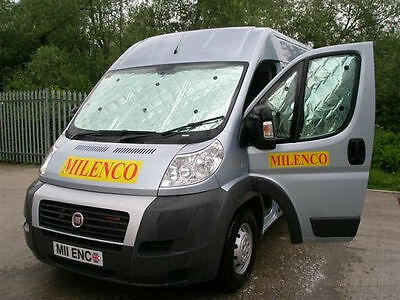 milenco thermal blinds for motorhomes fits ducato/transit/master/movano/sprinter