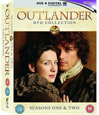 Outlander: Seasons One & Two (with UltraViolet Copy) [DVD]