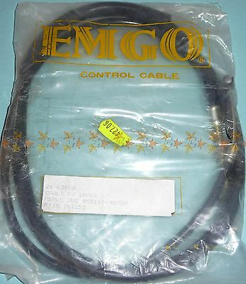 SUZUKI TZ125Z Front Brake Cable - New Old Stock