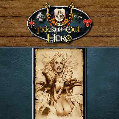 Tricked-out Hero - Board Game - Prolific Games [ENG, 2012]