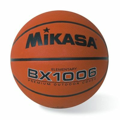 Mikasa Youth Basketball Ball Ultra Grip Rubber Cover Size 4 Elementary BX1006