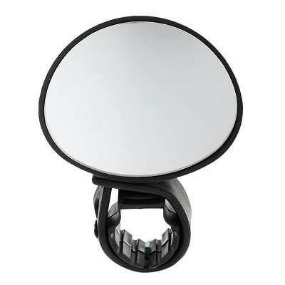 Universal Bike Bicycle Cycling Mirror 360 Guidon Rearview Mirror Noir