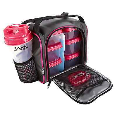 Bag Fit Lunch Box Container Meal Prep Fresh Lids Health Ready Value Pack Shaker
