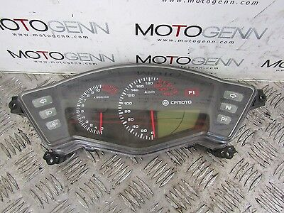 CF Moto 650 TK 13 OEM dash speedo tacho gauges instruments panel great condition