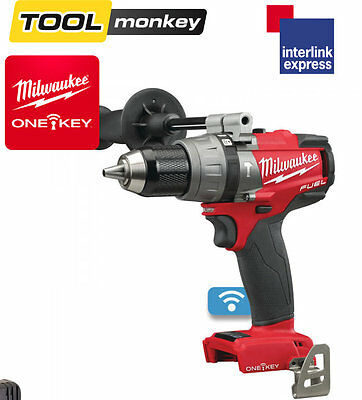 Milwaukee M18ONEPD One Key Fuel Hammer Percussion Drill M18FPD Upgrade Bare Unit