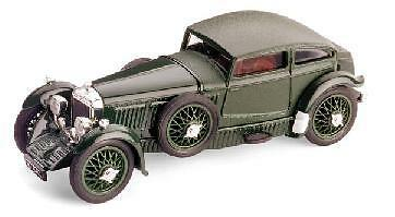 Bentley Speed Six 'Barnato' 1928 1:43 1990 BRUMM