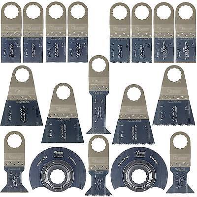 18 x SabreCut Professional Oscillating Blades for Fein SuperCut Multitool SCK18A