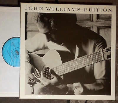 John Williams (Gitarre / Guitar) John Williams-Edition 8-Lp Box
