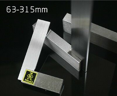 401142 Steel Precision Square Right Angle Engineer Layout Tool 63mm to 200mm