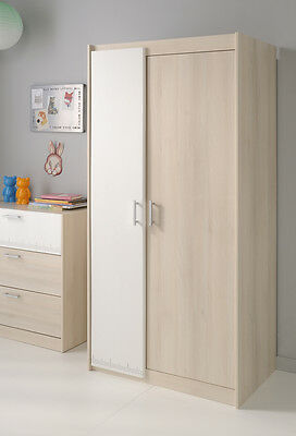 Armoire 2 portes LUCKY - PROMOTION